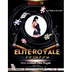 Karta RedLight ELITE ROYALE HD 15 (Porno 24h, 3 programů +  bonus !)
