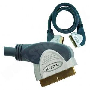 Kabel Scart - Scart 21pin 120 1.2m