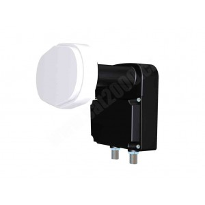 INVERTO BLACK Pro - Twin Monoblock 23mm LNB 4.3°